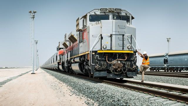 Die Bahn entwickelte die Struktur für ein Bahnnetz in den Vereinigten Arabischen Emiraten