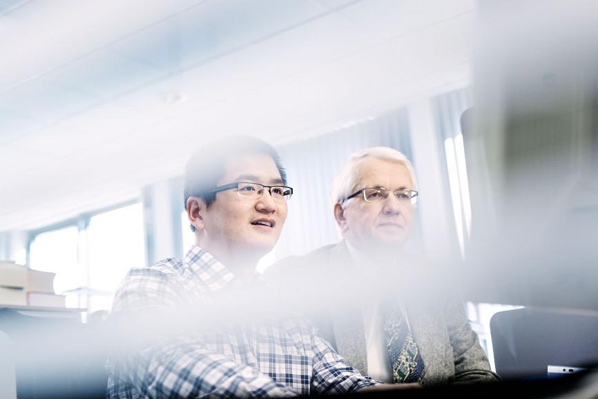 TÜV Rheinland-Sachverständige werden umfangreich ausgebildet, bevor sie eigenständige Prüfurteile abgeben dürfen