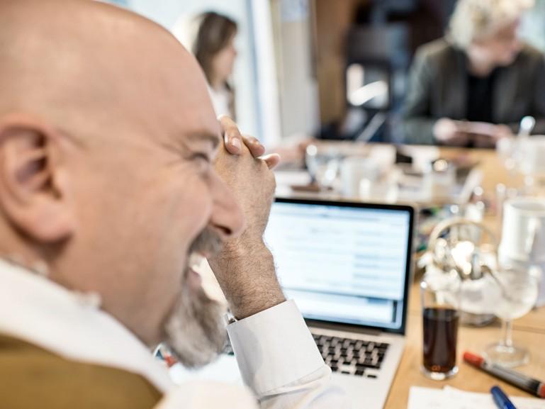 Bernhard Schweizer, Organsiationsentwickler aus Thun/Schweiz