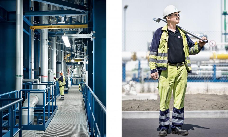 Statkraft Gaskraftwerk Knapsack II / Hürth