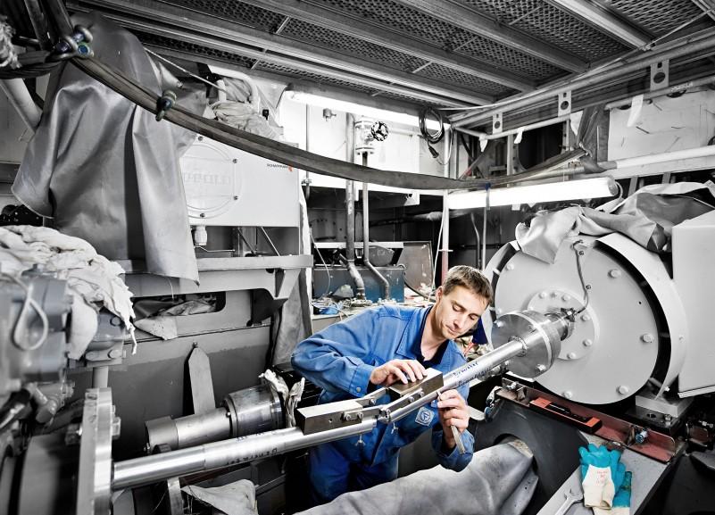 Fassmer Shipyard / Berne