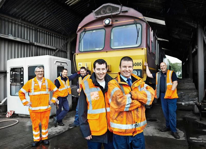 DB Cargo, South Shields