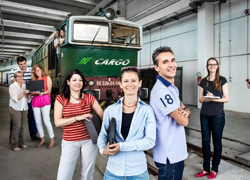DB Cargo, Milano