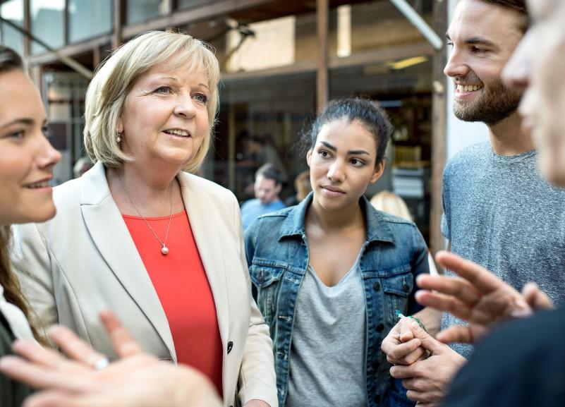Hannelore Kraft, NRW Wahlkampf 2017