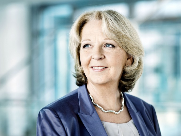 Hannelore Kraft, former Minister-President of North Rhine-Westphalia // government of NRW