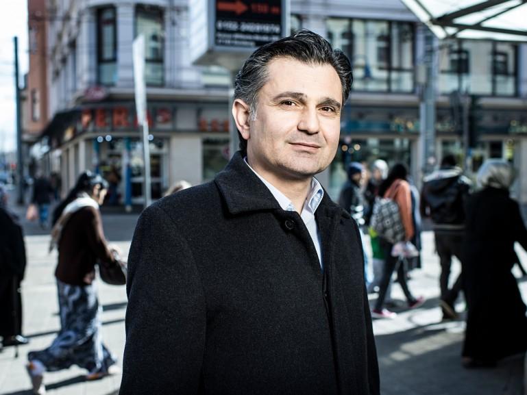 Ziya Pir, HDP Politiker // Die Zeit