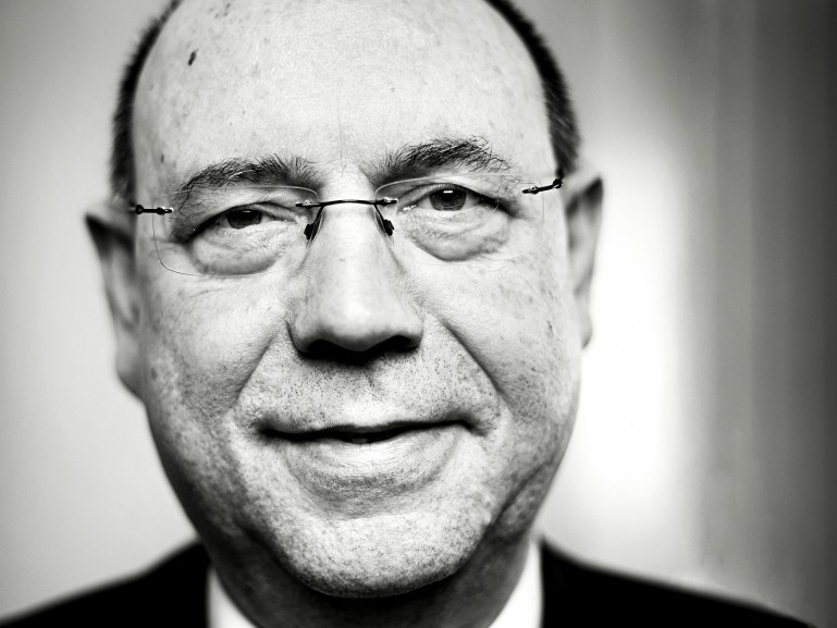 Präses Nikolaus Schneider, EKD Ratsvorsitzender a.D. // FTD