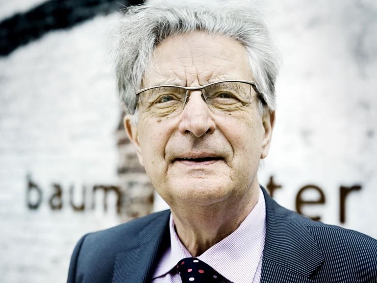 Gerhart Baum, Bundesminister des Inneren a.D. // Spiegel