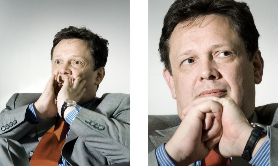 Frank Schirrmacher, FAZ Herausgeber, Journalist und Autor // Profil