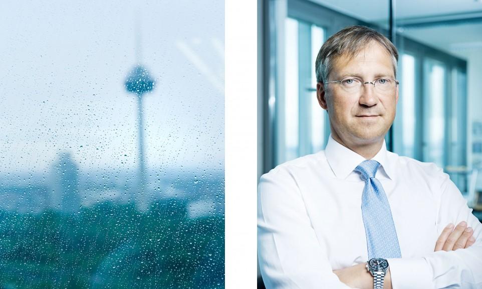 Dr. Bert Flossbach, CEO Flossbach von Storch AG for Börse Online