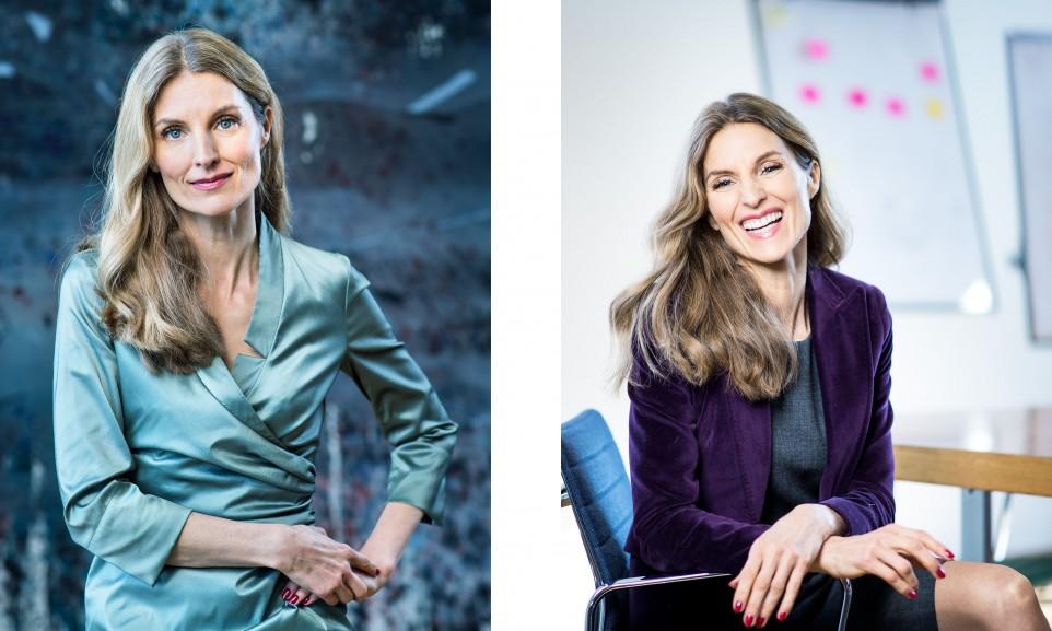 Sabine Lang Thurston, Wirtschaftsmediatorin