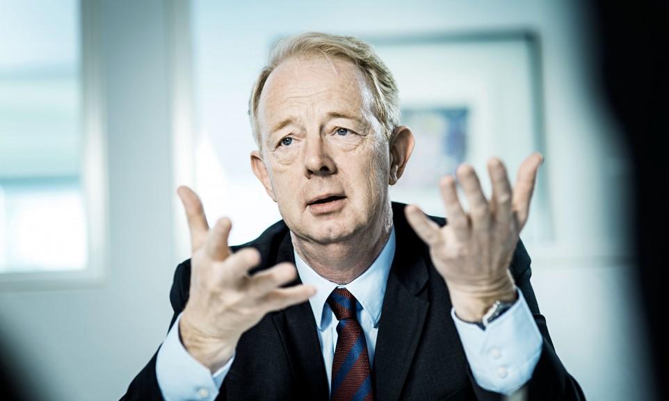 Marijn Dekkers, Vorstandsvorsitzender der Bayer AG für Der Spiegel