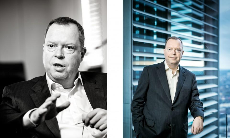 Peter Terium, CEO RWE AG for Der Spiegel