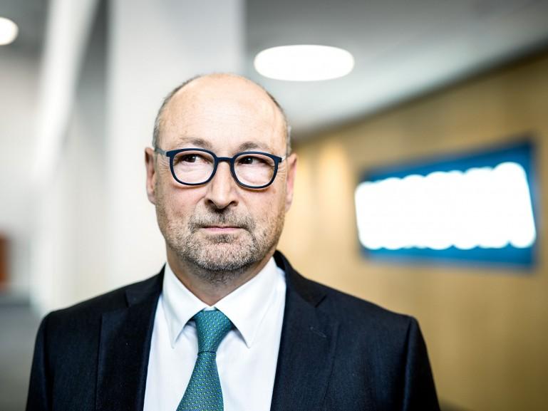 Rolf Buch, CEO Vonovia AG für Der Spiegel