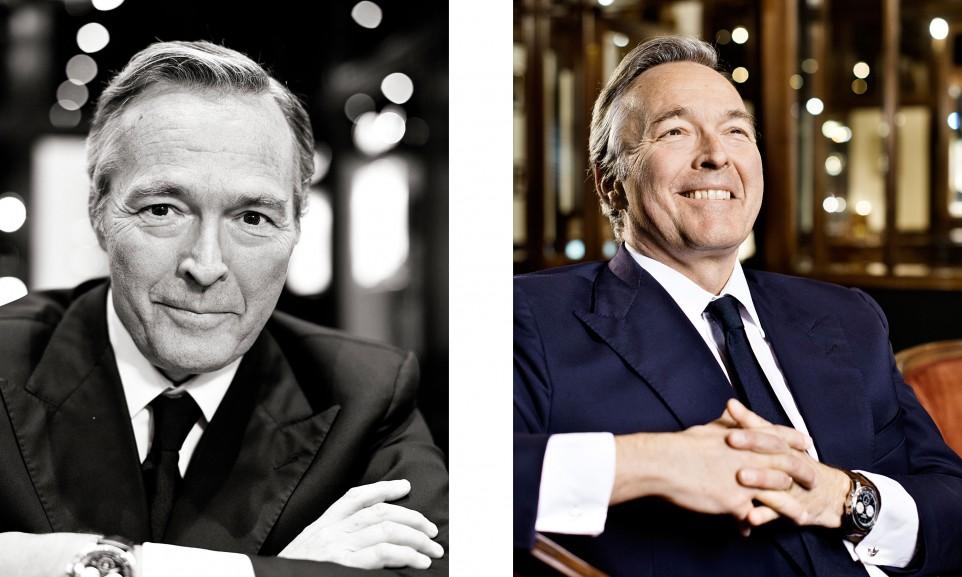 Karl-Friedrich Scheufele, CEO Uhrenmanufaktur Chopard für Exceptional Magazine, EY