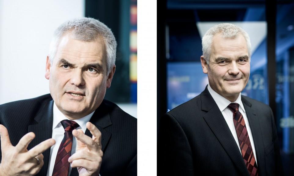 Christoph Schmallenbach, CEO Generali Deutschland Holding AG für Der Spiegel