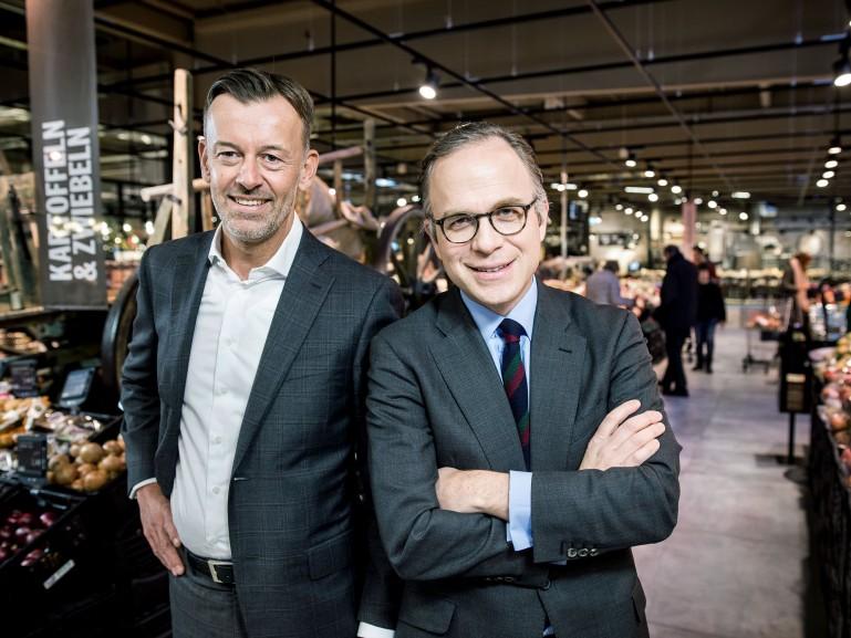 real-Chefs Henning Gieseke und Patrick Müller-Sarmiento für Focus Magazin