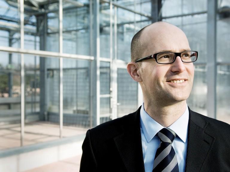 "Marek Wallenfels, CEO ""2 Grad"" for Manager Magazin"