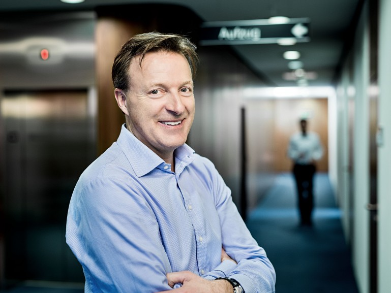 Axel Botzenhardt, CEO Thyssengas for Focus magazine