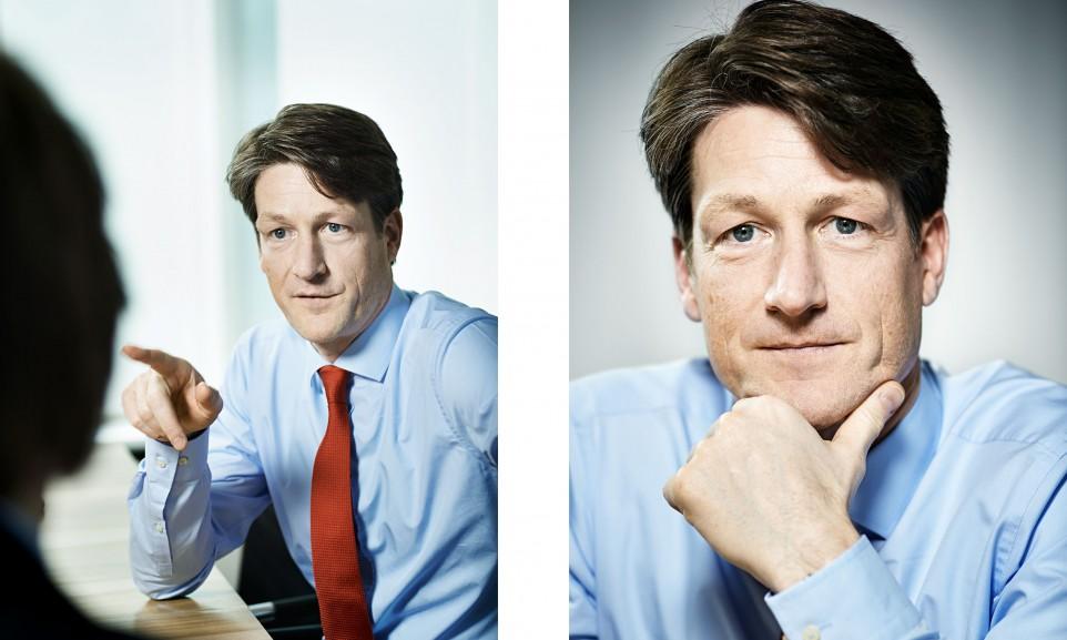 Berthold Rüsing, Vorstand Targobank für Unternehmenskommunikation