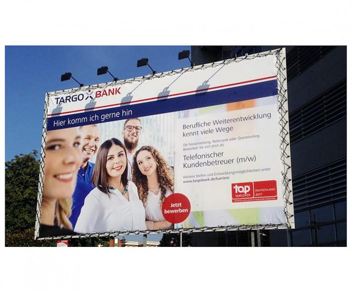 Arbeitgeberkampagne Targobank / Düsseldorf