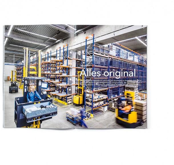 Kundenmagazin Wirtgen / Windhagen