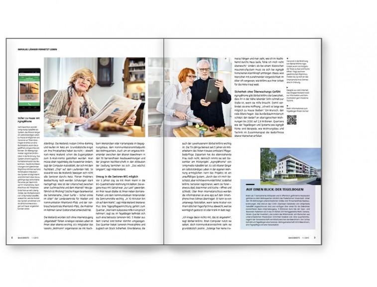 Kundenmagazin BANDBREITE unitymedia kabel BW / Köln