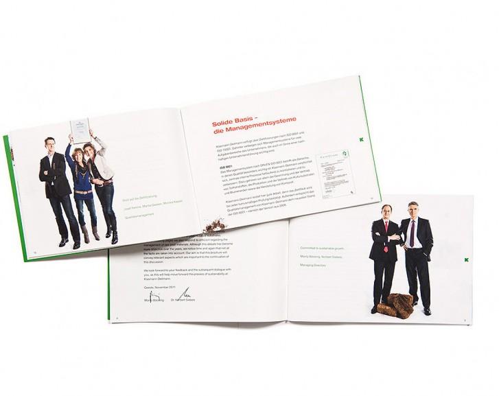 Imagebroschüre Klasmann Deilmann GmbH / Geeste