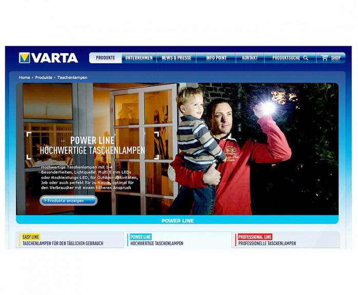 VARTA Consumer Batteries GmbH / Ellwangen