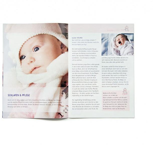 Babybonusprogramm, dm drogerie markt GmbH / Salzburg
