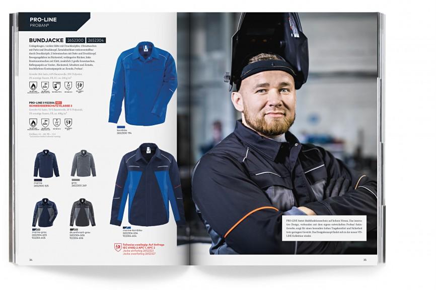 ROFA workwear / Hauptkatalog