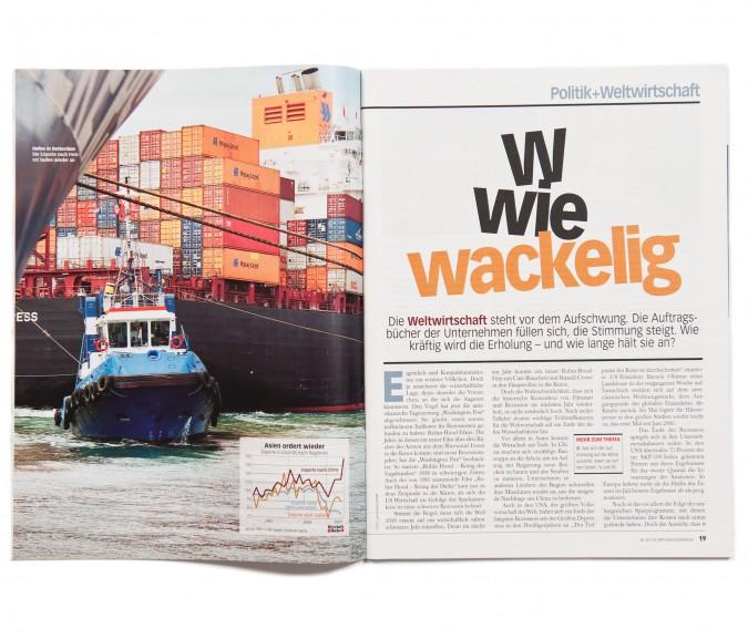 Handelsblatt / Düsseldorf