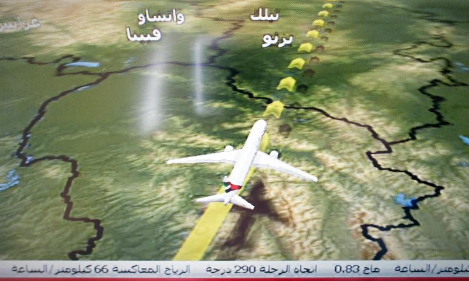 von Frankfurt nach Abu Dhabi