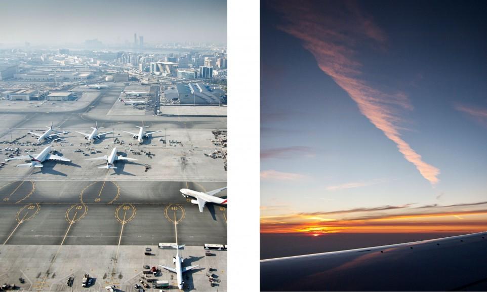 Abschied von Dubai